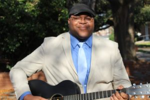 Headline Musician, Tre Powell, brings Blues and R&B talent to the Gala!
