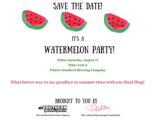 Watermelon Party graphic