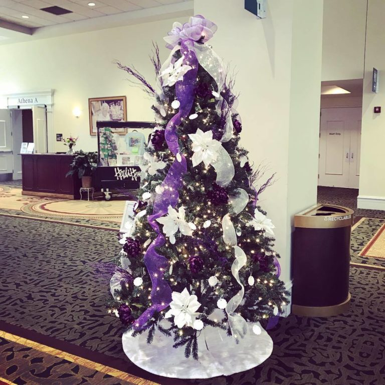 Classic Center Angel Tree December 2018