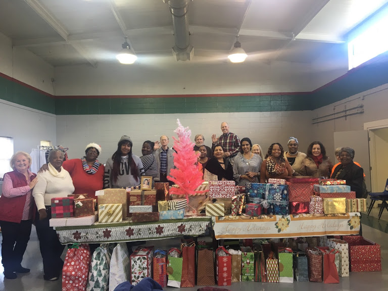 angel tree delivery 2
